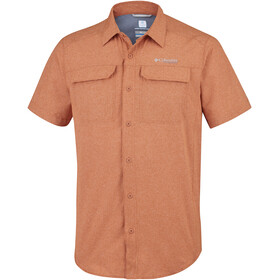 Columbia Irico t-shirt Heren, desert sun heather